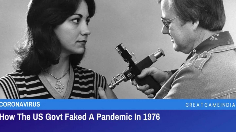 Како американската влада одглуми пандемија во 1976 година