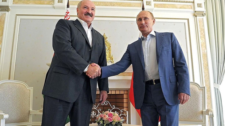 Путин и Лукашенко се сретнаа во Москва