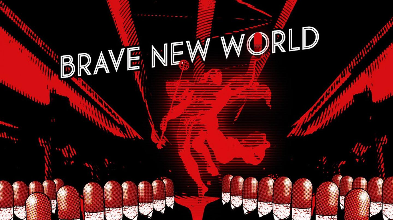 Олдос Хаксли - Храбриот нов свет