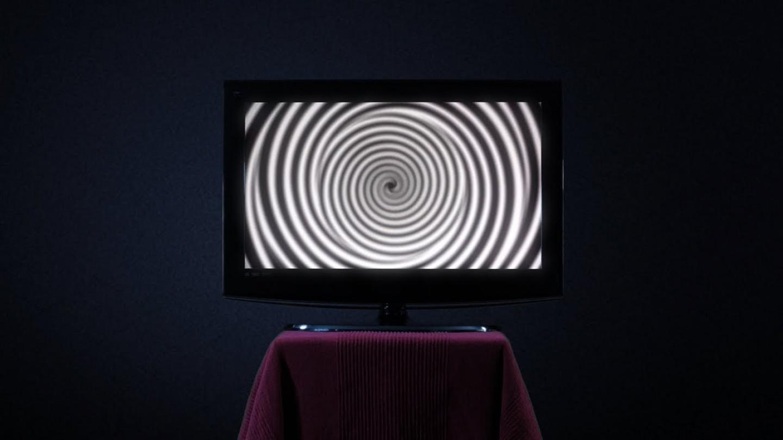Телевизијата не става во хипнотичка состојба