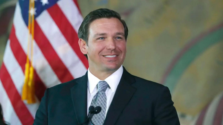 Гувернерот на Флорида ДеСантис му ги кажува своите ставови на Бајден