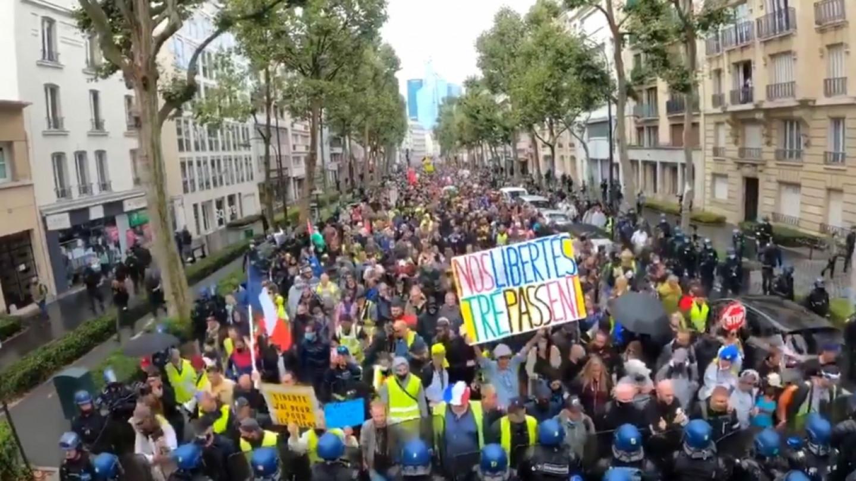 Протестите во Франција не стивнуваат