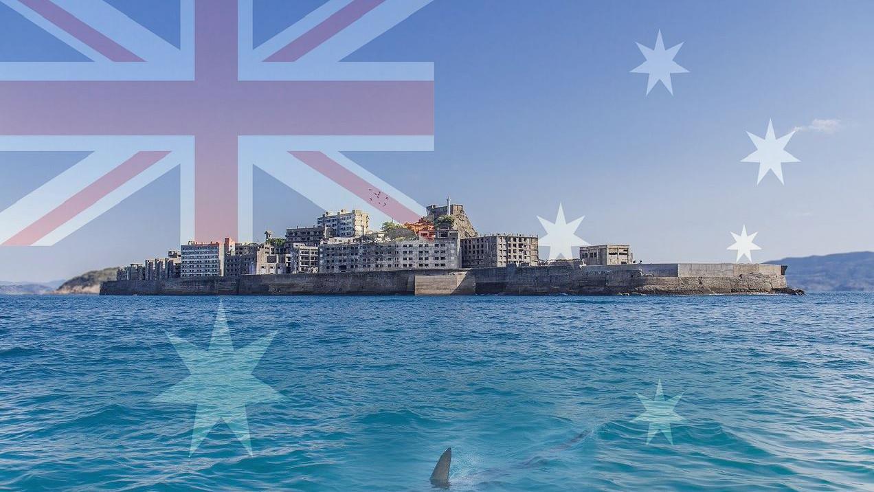 Австралија станува најголемиот затвор во светот